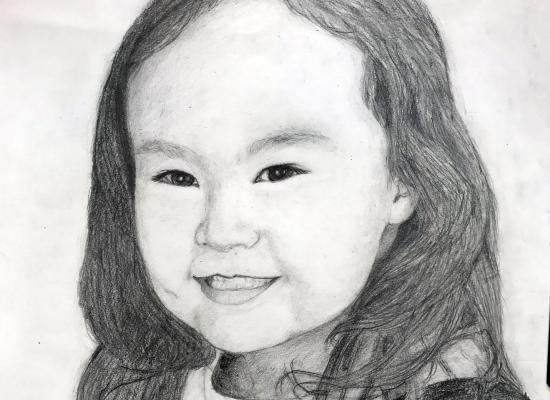 Alvin Xiong - Realistic Drawing